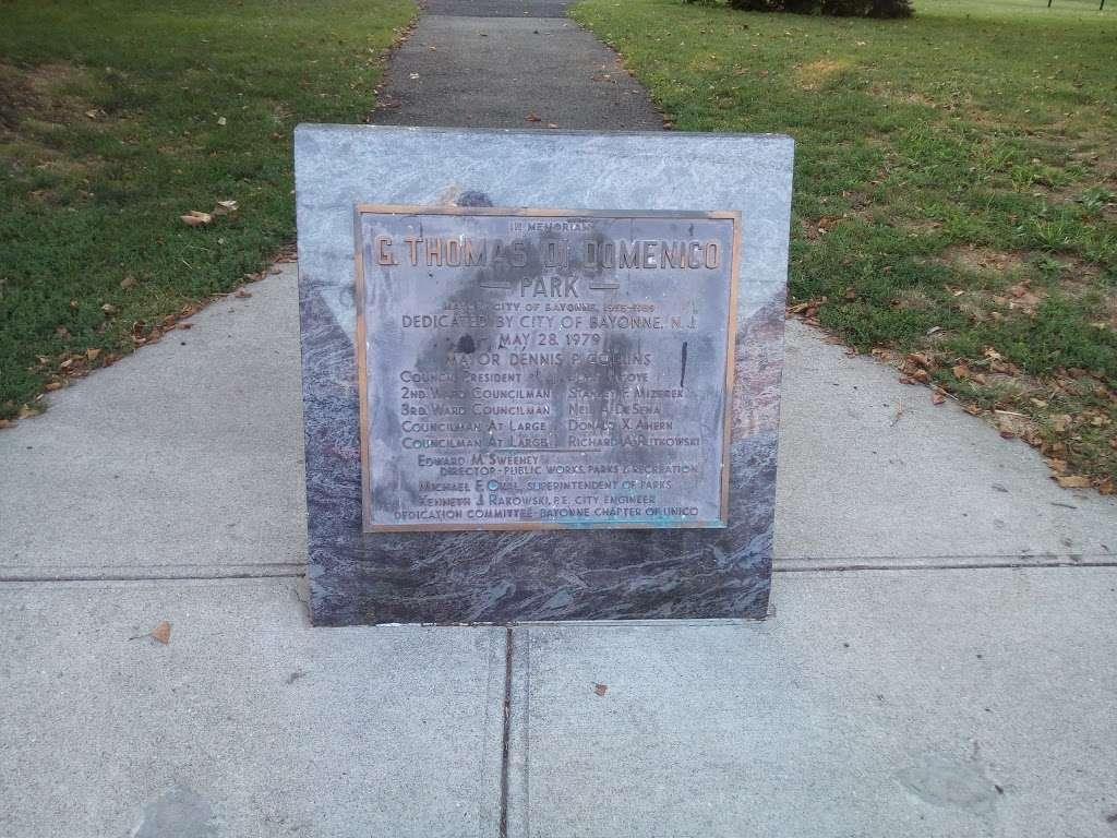 G. Thomas DiDomenico Park - park  | Photo 4 of 8 | Address: 375-409 Avenue A, Bayonne, NJ 07002, USA