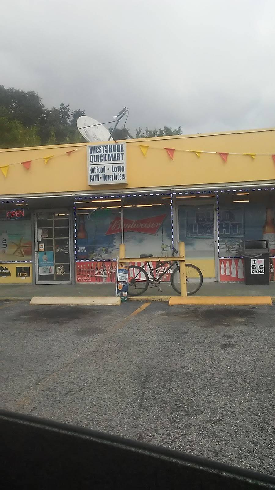 Westshore Quick Mart - convenience store  | Photo 2 of 5 | Address: 6802 S West Shore Blvd, Tampa, FL 33616, USA | Phone: (813) 805-6535