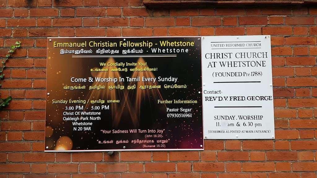 Christ Church - church  | Photo 7 of 9 | Address: Oakleigh Park N, Whetstone, London N20 9AR, UK | Phone: 020 3234 4059