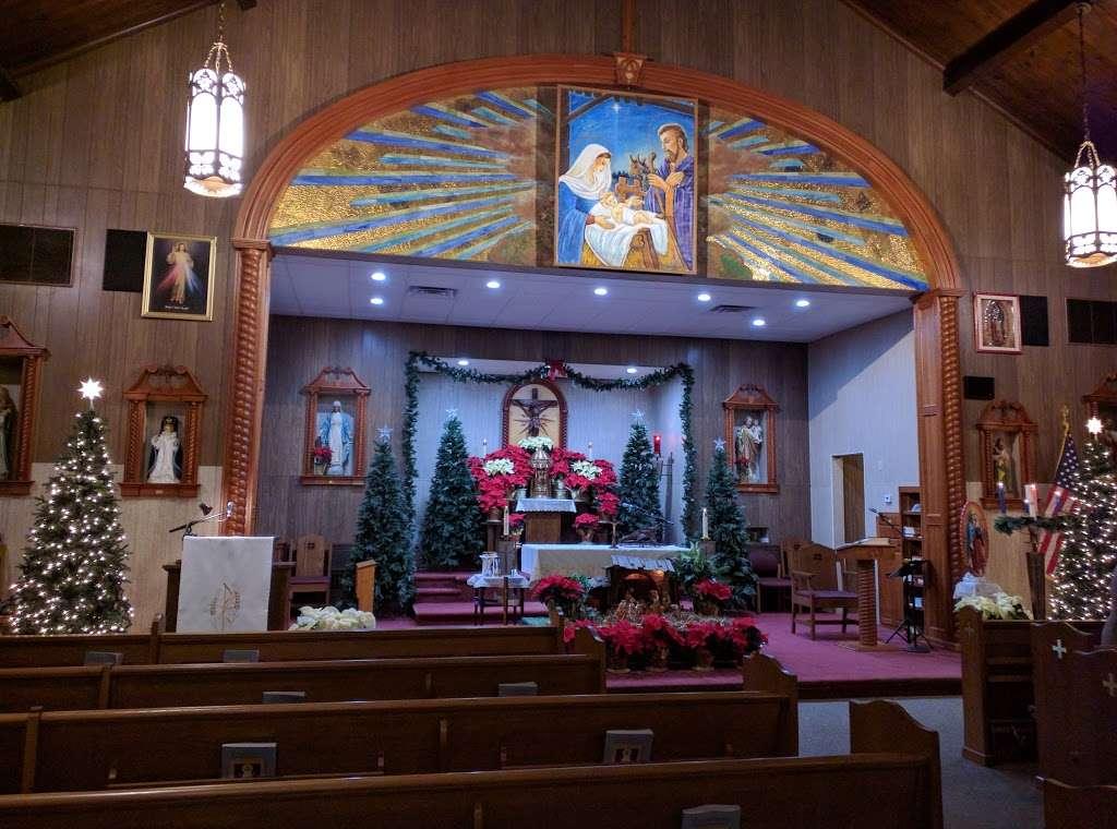 Holy Family Roman Catholic Church - church  | Photo 4 of 9 | Address: 210 Monroe St, Linden, NJ 07036, USA | Phone: (908) 862-1060