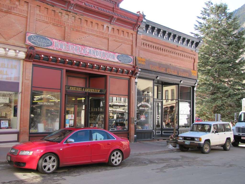 Kneisel & Anderson - store  | Photo 7 of 10 | Address: 511 Sixth St, Georgetown, CO 80444, USA | Phone: (303) 569-2650