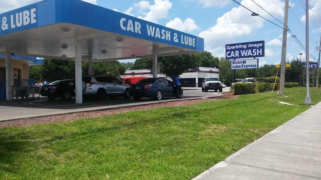 Sparkling Image Car Wash - car wash  | Photo 5 of 10 | Address: 5699 Lake Margaret Dr, Orlando, FL 32822, USA | Phone: (407) 823-8771