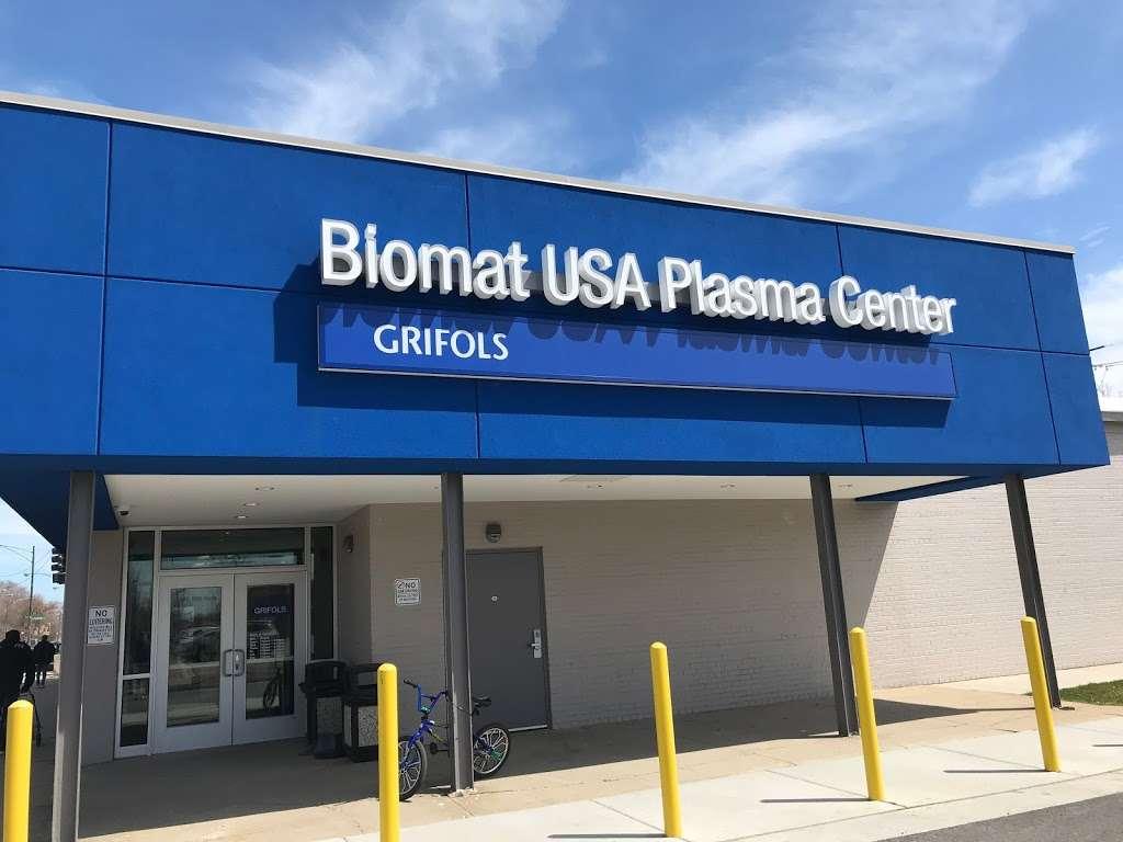 Biomat USA - hospital  | Photo 2 of 10 | Address: 2159 E 95th St, Chicago, IL 60617, USA | Phone: (773) 374-2449