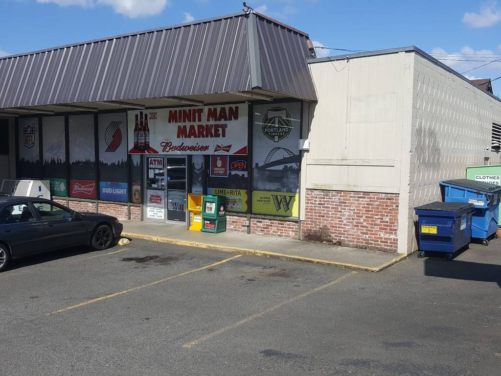 Minit Man Market - convenience store  | Photo 1 of 3 | Address: 4339 NE Killingsworth St, Portland, OR 97218, USA | Phone: (503) 282-1145