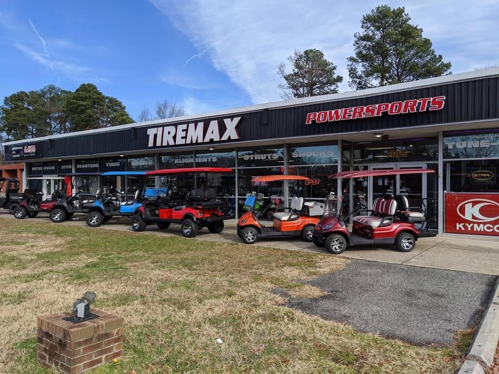 TireMax - Powersports: Scooters, Golf Carts, Go Karts and ATVs - car repair  | Photo 4 of 10 | Address: 7015 Brook Rd, Richmond, VA 23227, USA | Phone: (804) 262-1900