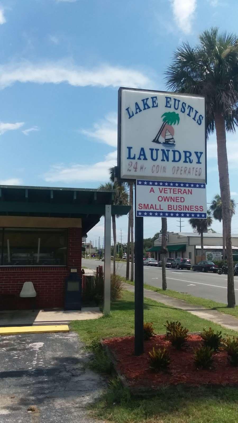 Lake Eustis Laundry Veteran Owned - laundry  | Photo 9 of 10 | Address: 2 East Hazzard Ave, Eustis, FL 32726, USA | Phone: (407) 212-7345