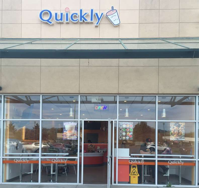 Quickly - cafe  | Photo 3 of 5 | Address: 1451 Southwest Blvd, Rohnert Park, CA 94928, USA | Phone: (707) 665-5110