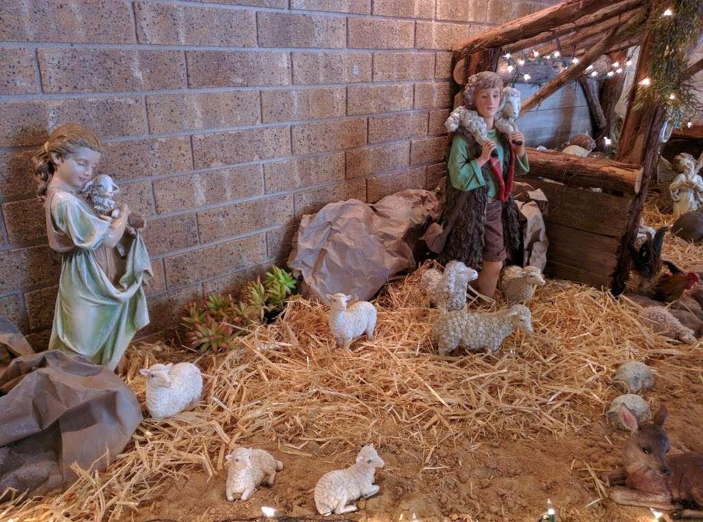 St. Matthew the Evangelist Catholic Church - church  | Photo 4 of 10 | Address: 9915 Hollister St, Houston, TX 77040, USA | Phone: (713) 466-4030