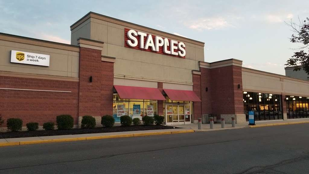 Staples - electronics store  | Photo 1 of 10 | Address: 1341 A Fairview Blvd, Delran, NJ 08075, USA | Phone: (856) 764-2923