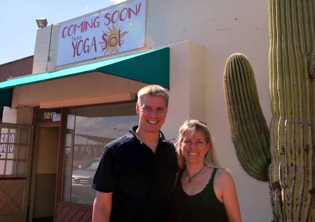 Tucson Yoga Sol - gym  | Photo 4 of 10 | Address: 5821 N Oracle Rd, Tucson, AZ 85704, USA | Phone: (520) 477-7651