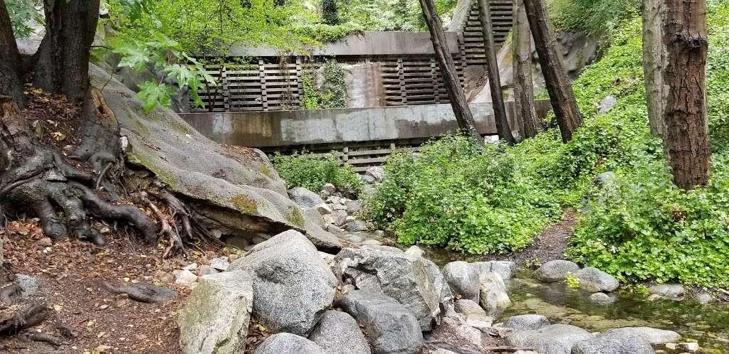 Sturtevant Falls Hiking Trailhead - park  | Photo 3 of 10 | Address: Forest Rte 2N40, Arcadia, CA 91006, USA