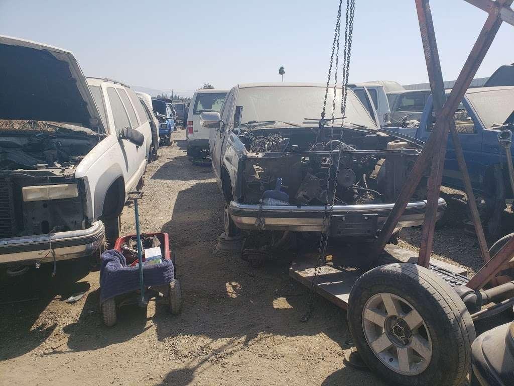 LKQ Pick Your Part - San Bernardino - car repair  | Photo 9 of 10 | Address: 434 6th St, San Bernardino, CA 92410, USA | Phone: (800) 962-2277