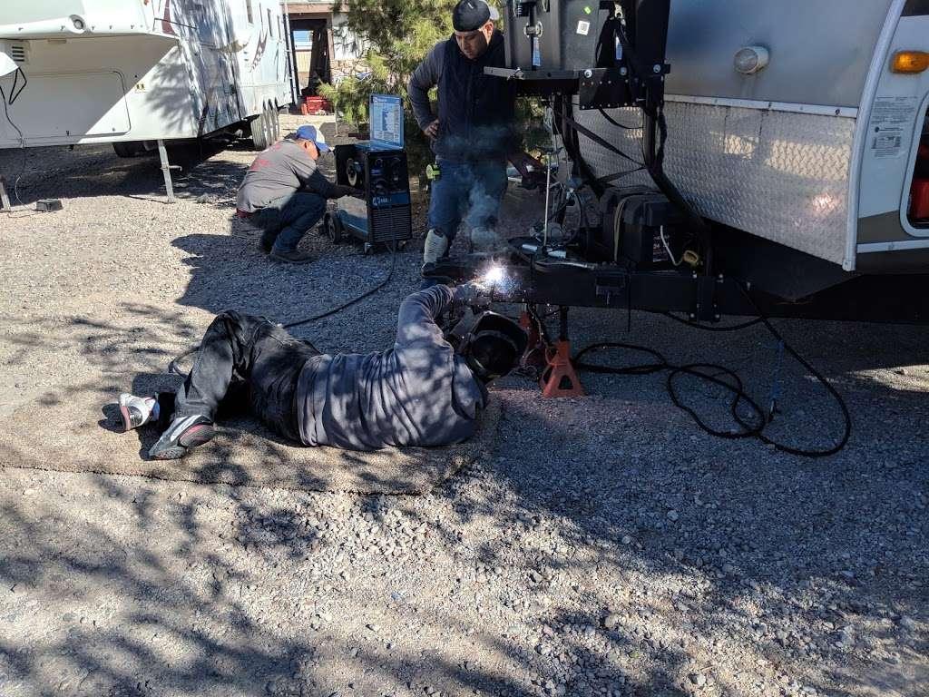 NG RV & Trailer Repair - car repair  | Photo 4 of 10 | Address: 3796 W Edward Ave, Las Vegas, NV 89108, USA | Phone: (702) 913-0070