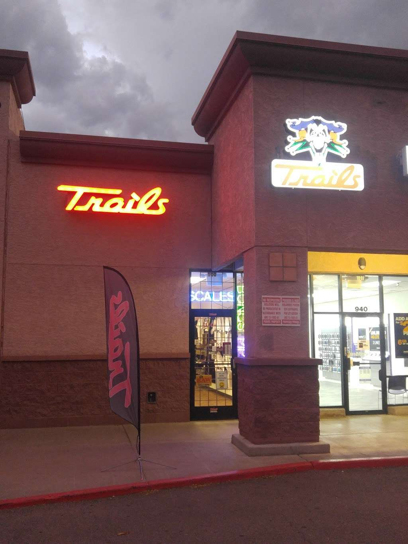 Trails Department Store - department store    Photo 3 of 10   Address: 940 N Alma School Rd, Chandler, AZ 85224, USA   Phone: (480) 786-0234