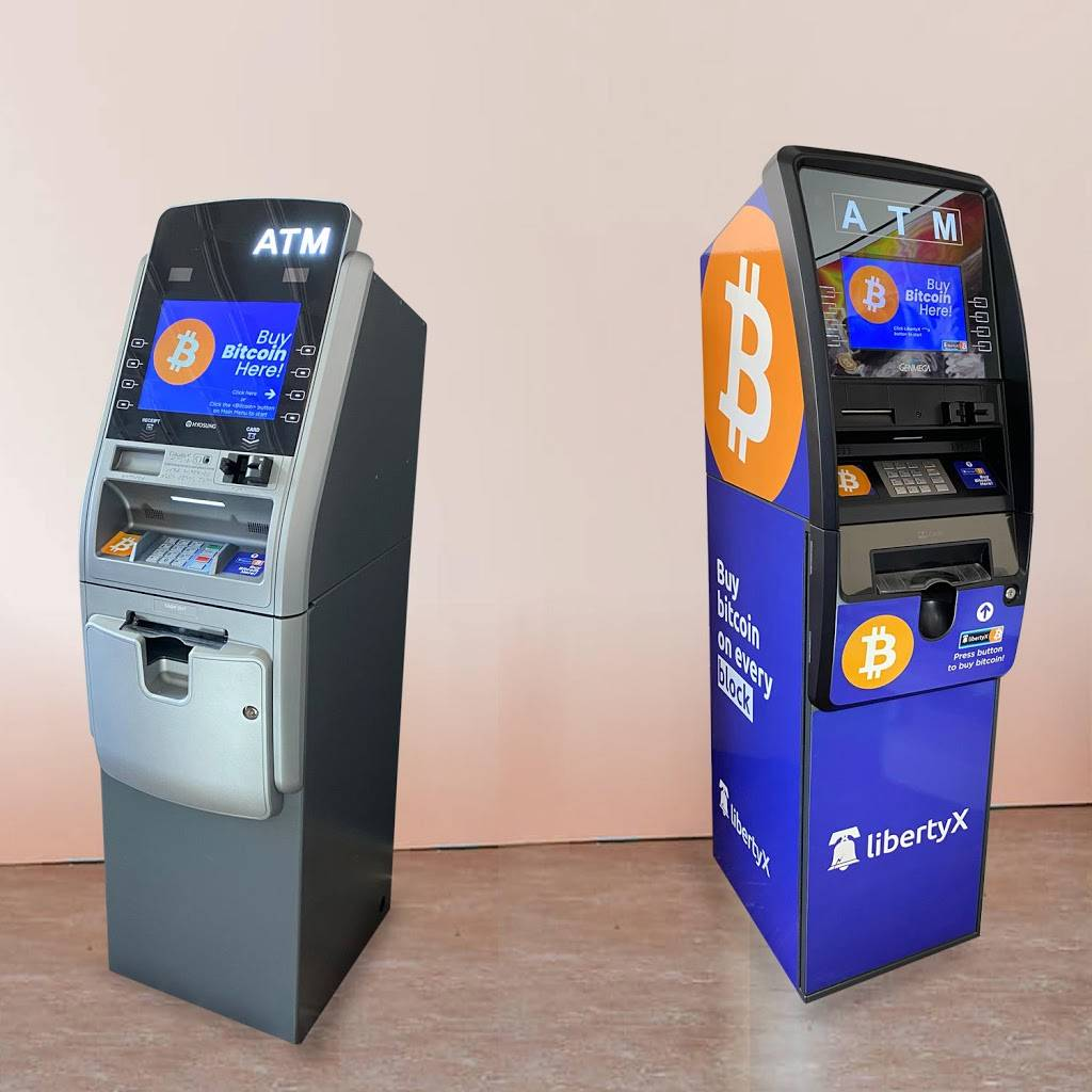 LibertyX Bitcoin ATM - atm  | Photo 1 of 5 | Address: 6058 E 46th St, Indianapolis, IN 46226, USA | Phone: (800) 511-8940
