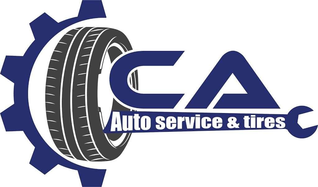 CA Auto Service & Tire Shop - car repair  | Photo 6 of 7 | Address: 4908 Aldine Bender Rd, Houston, TX 77032, USA | Phone: (832) 654-6619