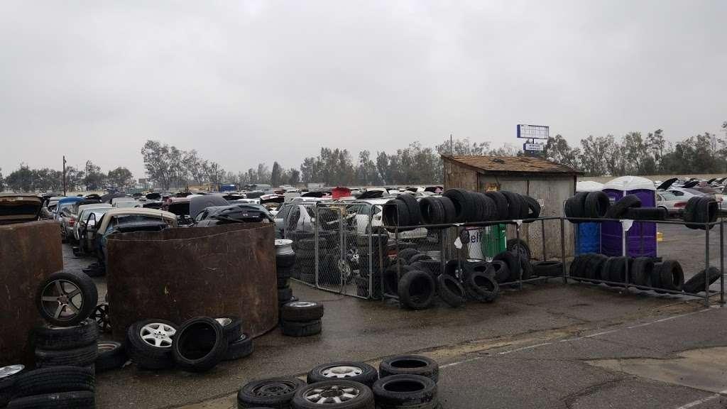 LKQ Pick Your Part - Fontana - car repair  | Photo 2 of 10 | Address: 15228 Boyle Ave, Fontana, CA 92337, USA | Phone: (800) 962-2277
