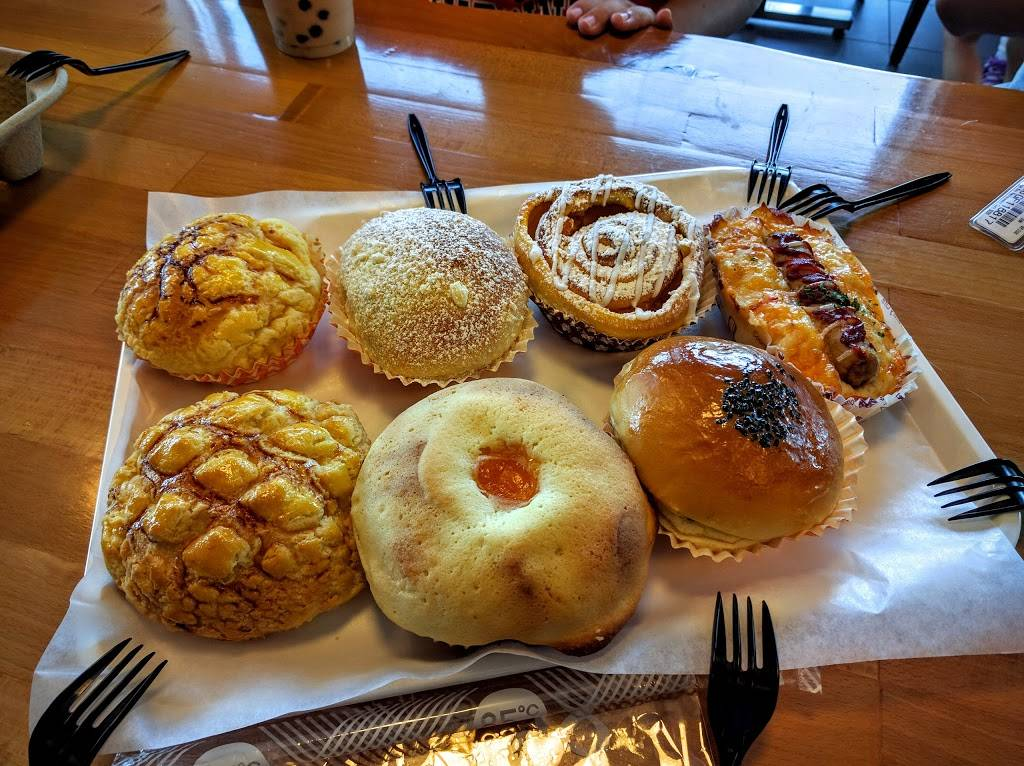 85°C Bakery Cafe - bakery  | Photo 9 of 9 | Address: 672 Barber Ln, Milpitas, CA 95035, USA | Phone: (408) 432-8585