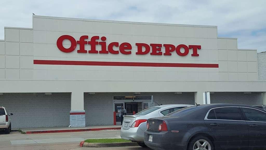 Office Depot - furniture store  | Photo 3 of 10 | Address: 4615 Garth Rd, Baytown, TX 77521, USA | Phone: (281) 837-8101