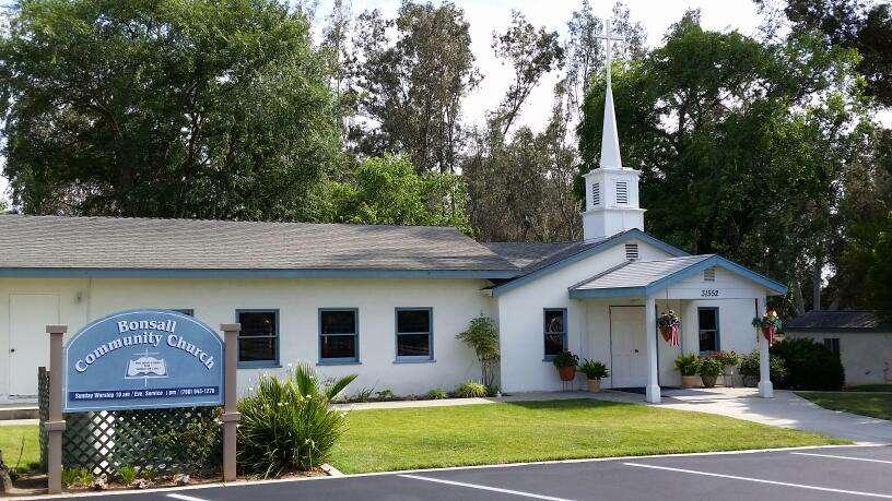 Bonsall Community Church - church  | Photo 2 of 9 | Address: 31552 Old River Rd, Bonsall, CA 92003, USA | Phone: (760) 945-1276