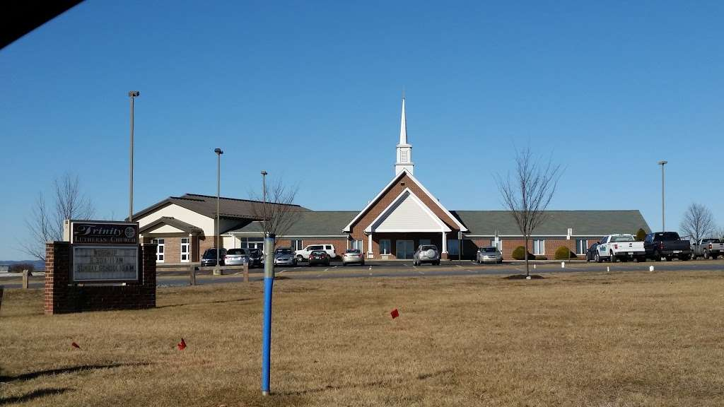 Trinity Lutheran Church - church  | Photo 2 of 3 | Address: 1186 Jason Dr, Greencastle, PA 17225, USA | Phone: (717) 597-9348