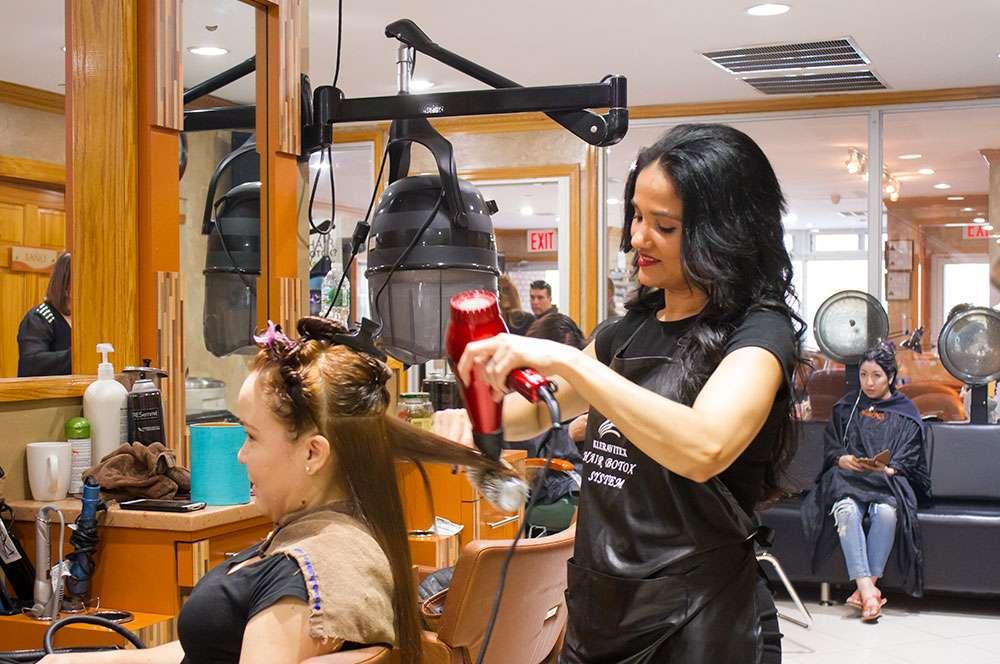Rizos Spa - hair care  | Photo 2 of 10 | Address: 41-17 National St, Corona, NY 11368, USA | Phone: (718) 899-1575