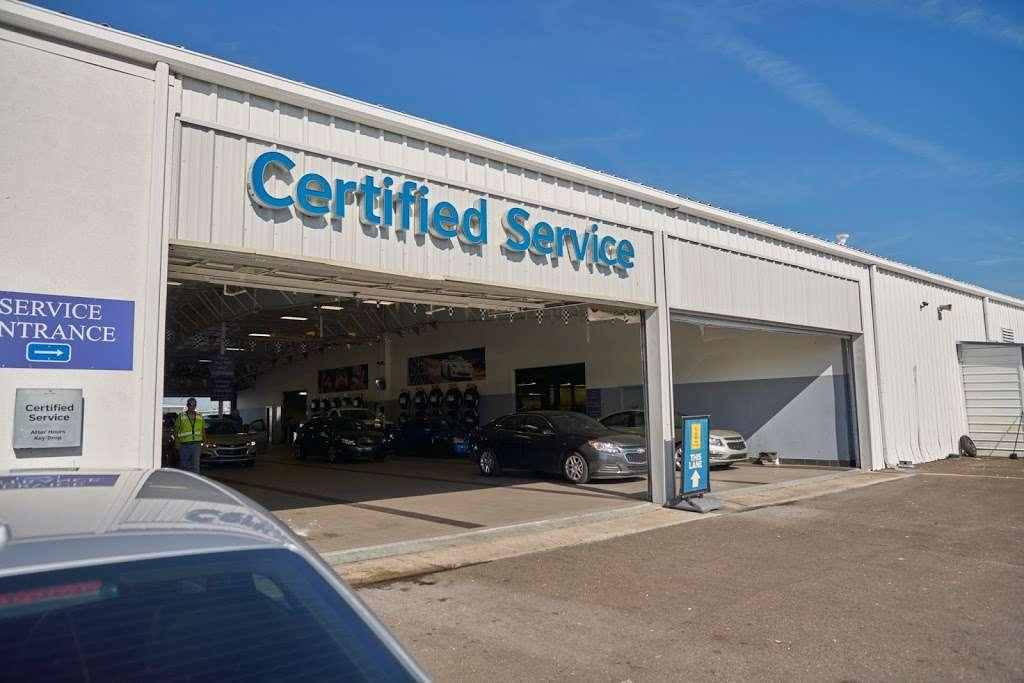 AutoNation Chevrolet West Colonial Service Center - car repair  | Photo 1 of 4 | Address: 3707 W Colonial Dr Suite A, Orlando, FL 32808, USA | Phone: (407) 734-0669