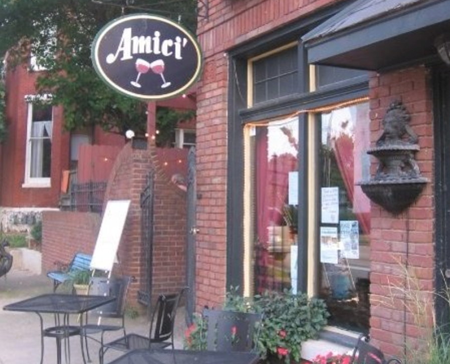 Amici Cafe - cafe    Photo 3 of 9   Address: 316 W Ormsby Ave, Louisville, KY 40203, USA   Phone: (502) 637-3167