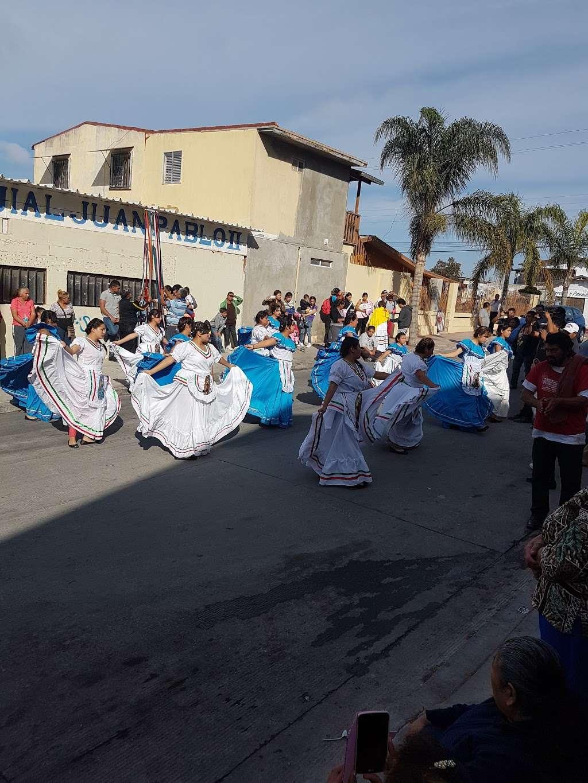 Parroquia San Judas Tadeo Pedregal Sta. Julia, Tijuana. - church  | Photo 6 of 10 | Address: Lucrecia Toris 6207, Pedregalde Sta Julia, 22604 Tijuana, B.C., Mexico | Phone: 664 636 3526