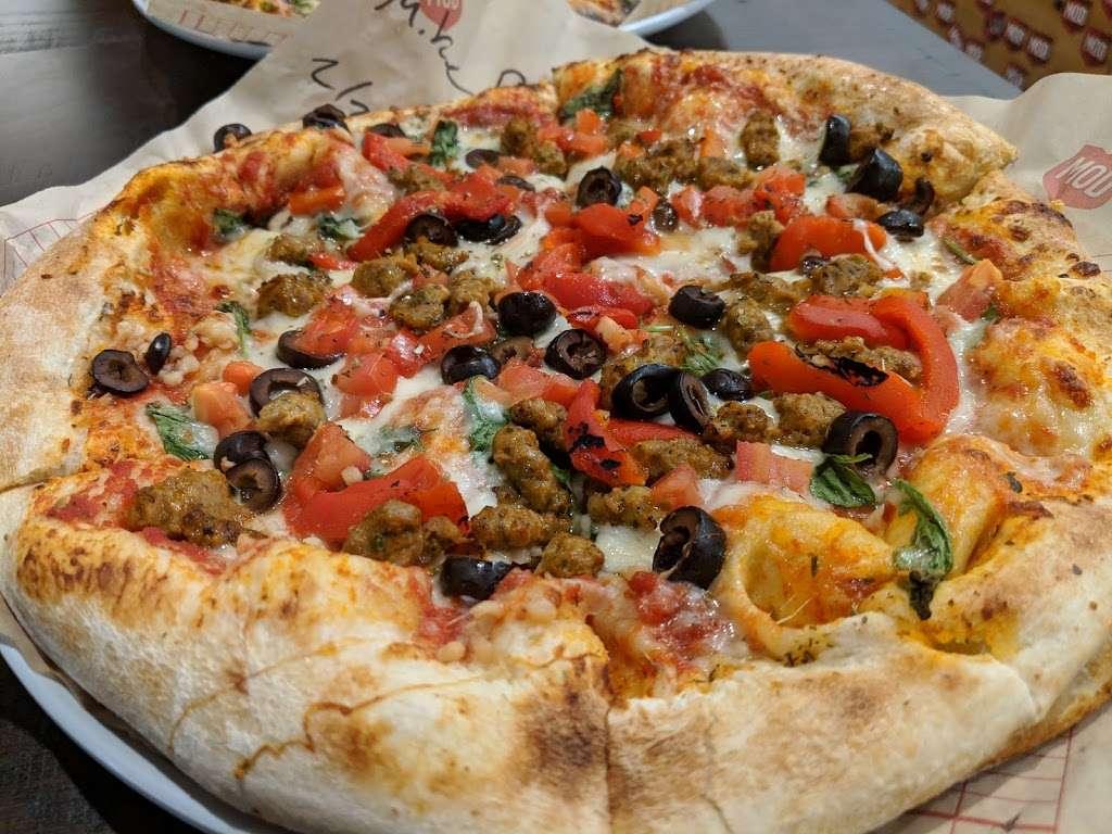Mod Pizza Restaurant 8211 Tx 151 101 San Antonio Tx