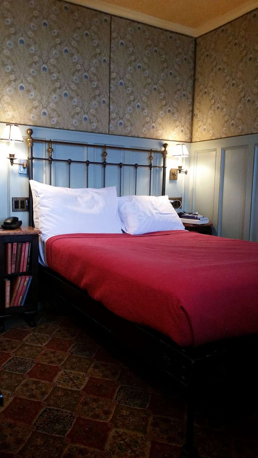 Jane Hotel - lodging  | Photo 10 of 10 | Address: 113 Jane St, New York, NY 10014, USA | Phone: (212) 924-6700