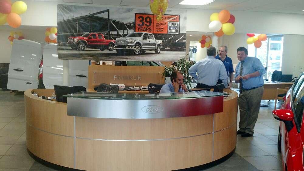 Franklin Ford - car rental  | Photo 1 of 10 | Address: 175 East Central Street, Franklin, MA 02038, USA | Phone: (508) 570-4022