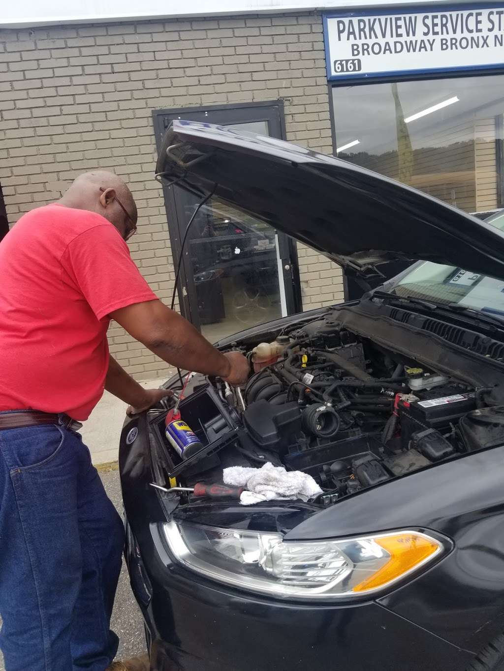 Parkview service center - car repair  | Photo 1 of 1 | Address: 6161 Broadway, Bronx, NY 10471, USA | Phone: (718) 884-0141
