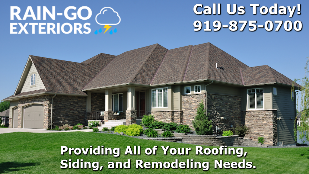 Rain-Go Gutters & Roofing Raleigh - roofing contractor  | Photo 1 of 6 | Address: 3941 NC-42, Raleigh, NC 27603, USA | Phone: (919) 875-0700