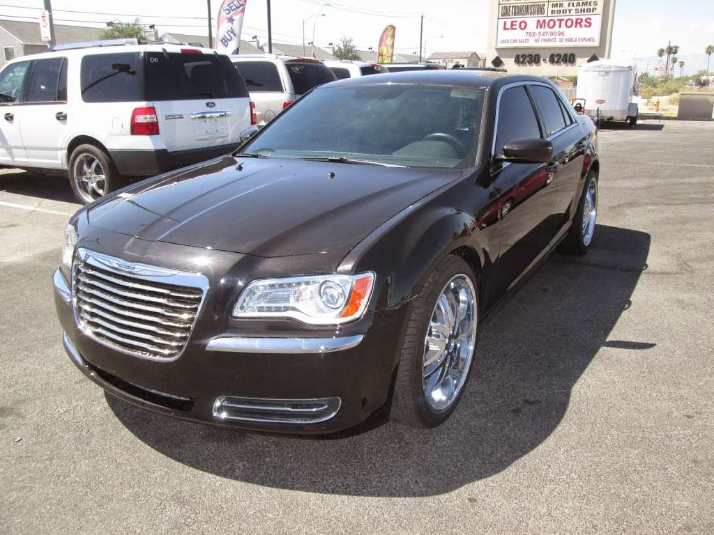 Leo motors - car dealer  | Photo 1 of 6 | Address: 3735 N Nellis Blvd, Las Vegas, NV 89115, USA | Phone: (702) 547-9096
