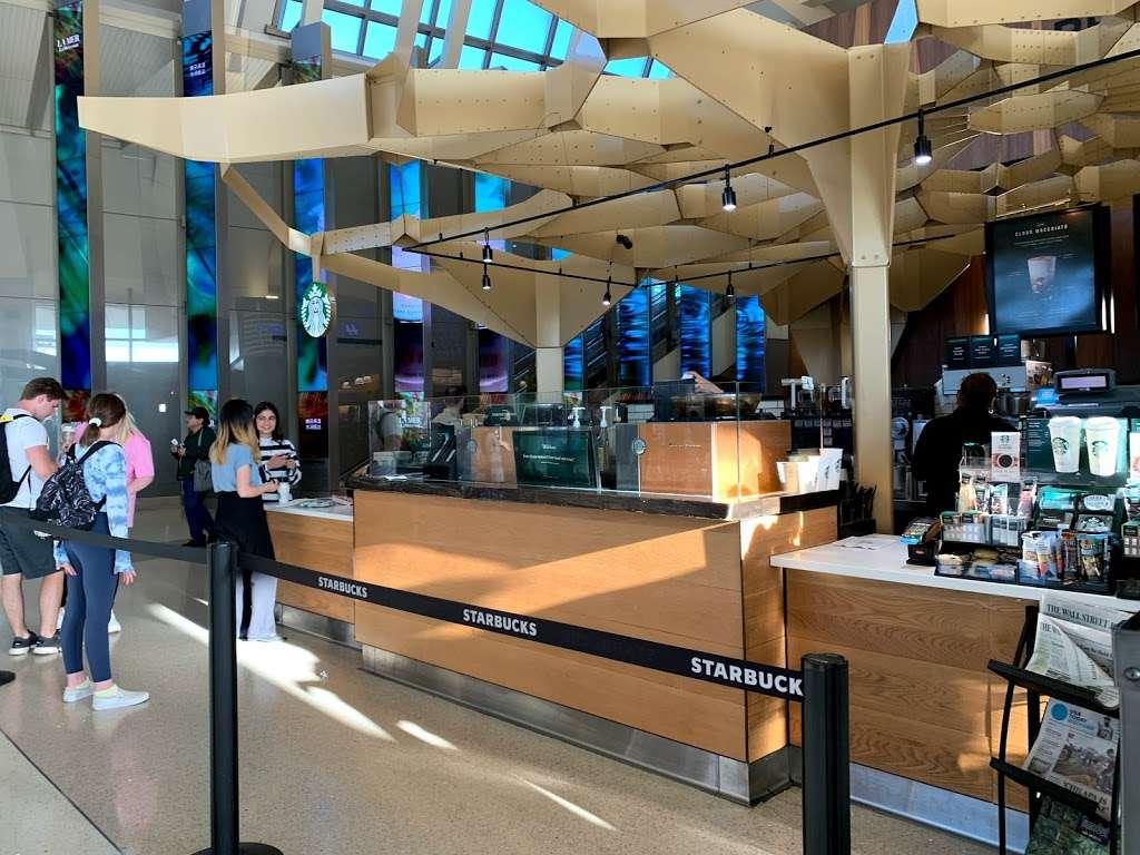 Starbucks Tom Bradley International Terminal LAX - cafe    Photo 10 of 10   Address: Los Angeles, CA 90045, USA   Phone: (424) 222-4000