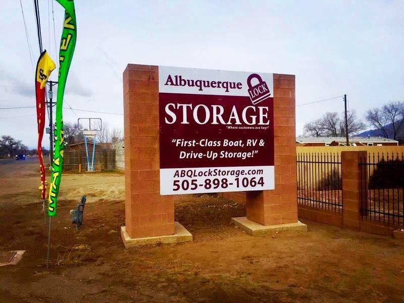 Albuquerque Lock Storage - storage  | Photo 5 of 7 | Address: 10130 2nd St NW, Albuquerque, NM 87114, USA | Phone: (505) 898-1064