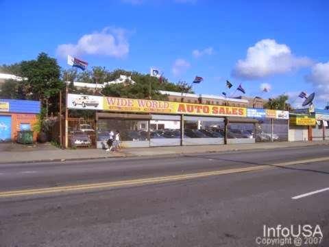 Wide World Auto Sale - car dealer    Photo 7 of 9   Address: 660 Utica Ave, Brooklyn, NY 11203, USA   Phone: (718) 735-3338
