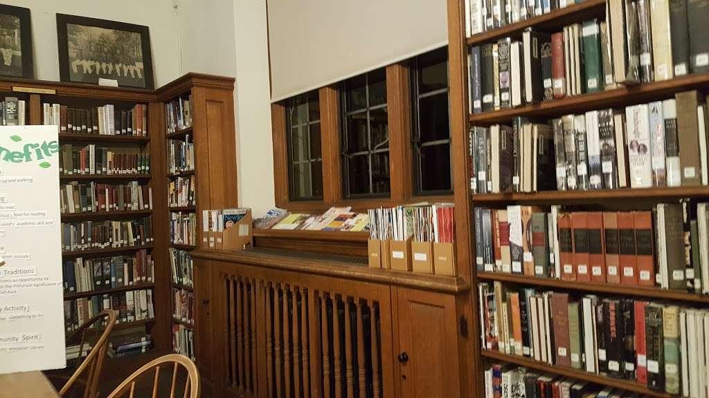 Wenonah Free Public Library - library    Photo 3 of 10   Address: 101 E Mantua Ave, Wenonah, NJ 08090, USA   Phone: (856) 468-6323