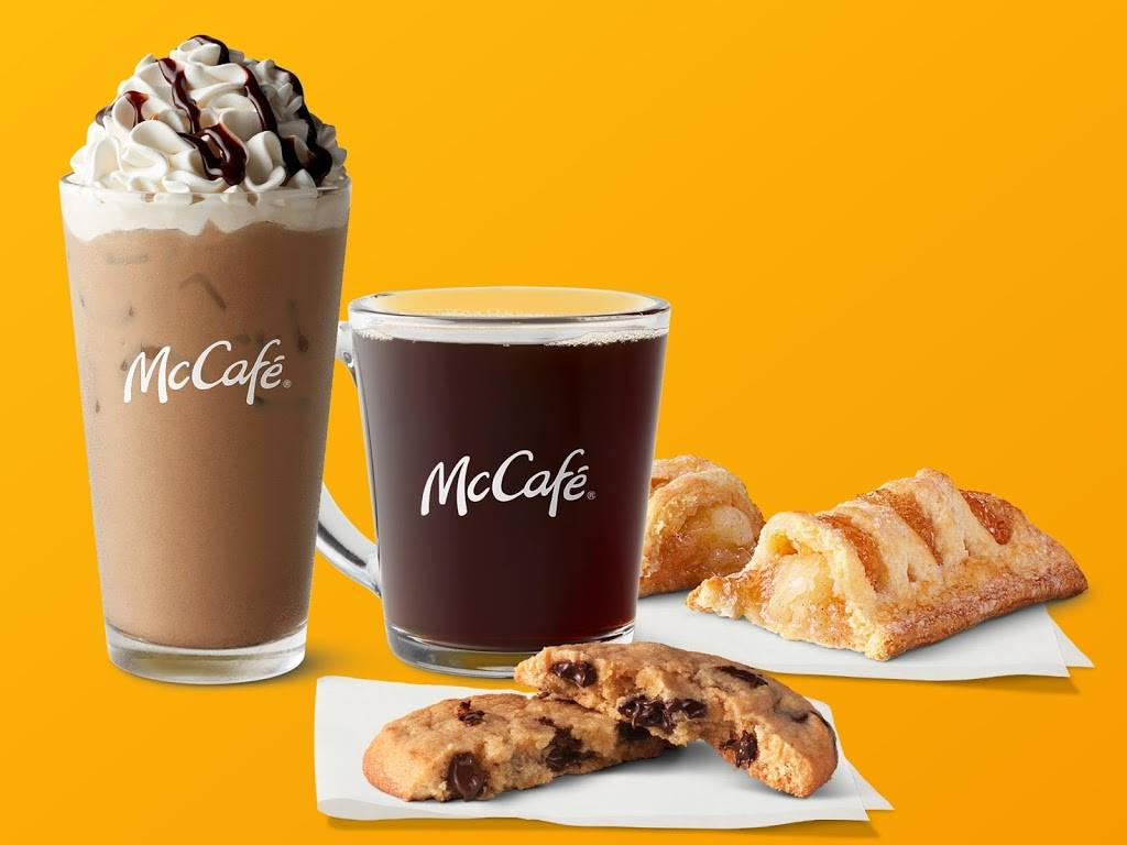 McDonalds - cafe  | Photo 3 of 9 | Address: 7409 E Colonial Dr, Orlando, FL 32807, USA | Phone: (407) 281-6606