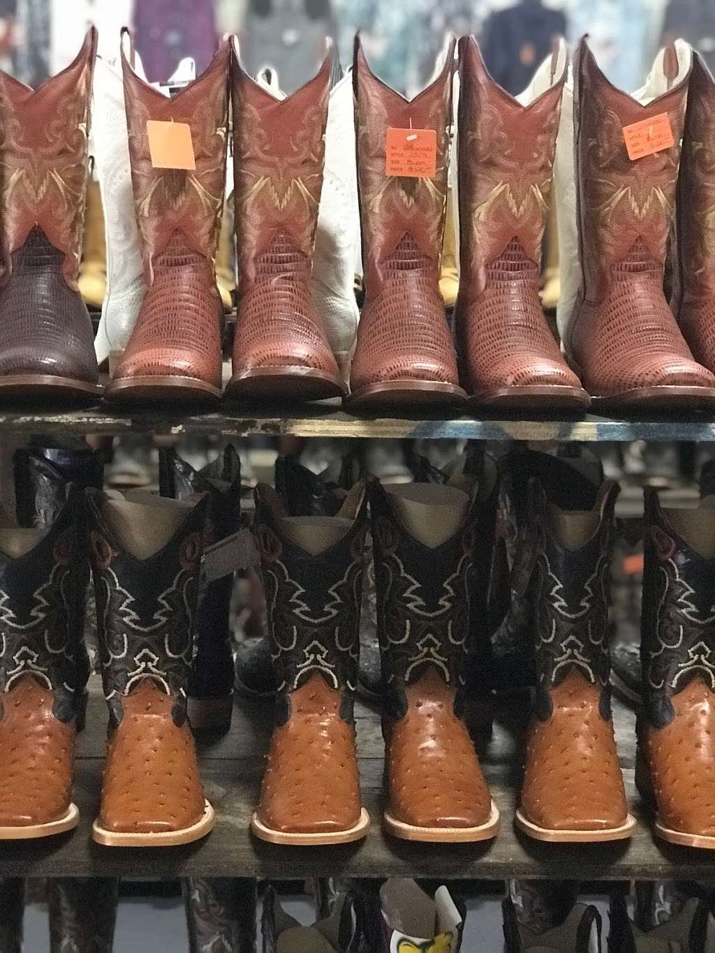 El Corral Western Boots - clothing store  | Photo 5 of 10 | Address: 11117 Harry Hines Blvd Suite 120, Dallas, TX 75229, USA | Phone: (469) 687-0082