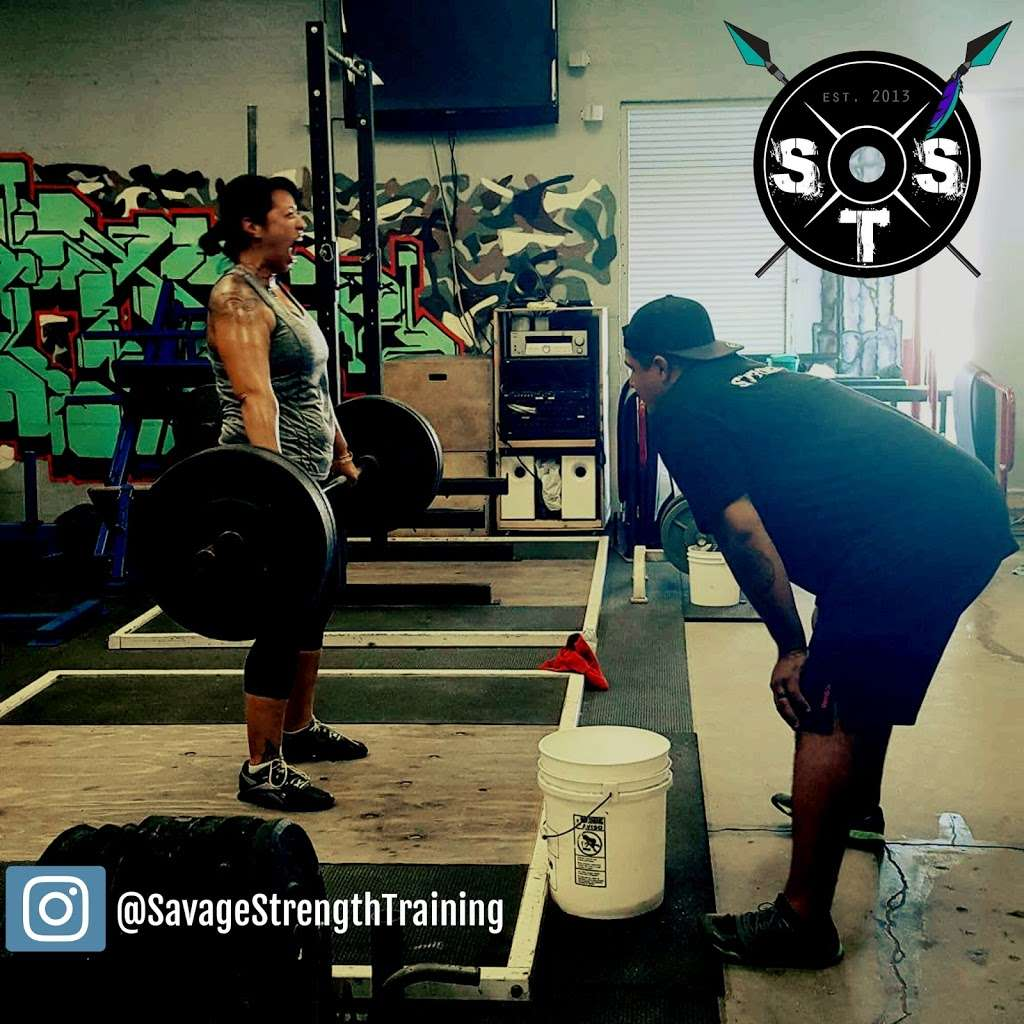 Savage Training Systems - health  | Photo 8 of 10 | Address: 9 Date Ave, Chula Vista, CA 91910, USA | Phone: (619) 751-5546