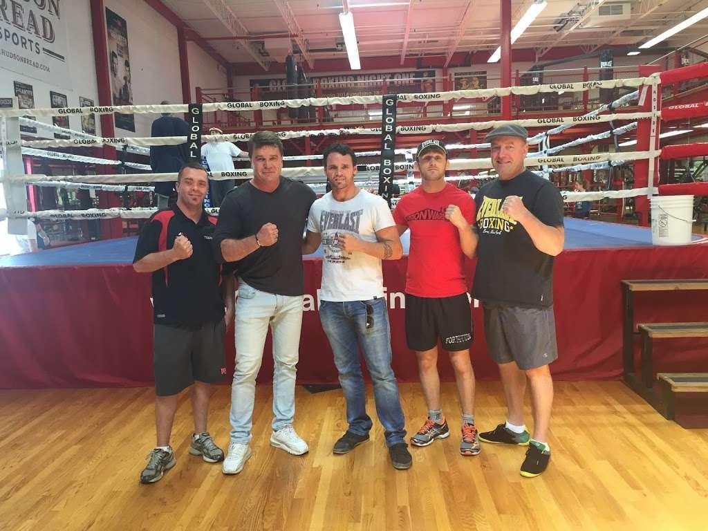 Global Boxing - stadium    Photo 10 of 10   Address: 5601 Tonnelle Ave, North Bergen, NJ 07047, USA   Phone: (201) 348-3149