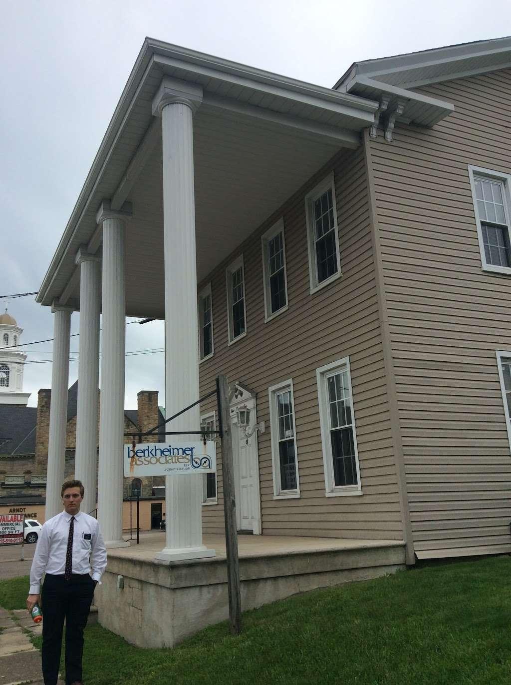Berkheimer Associates - lawyer  | Photo 1 of 1 | Address: 121 E 2nd St, Berwick, PA 18603, USA | Phone: (610) 559-3137