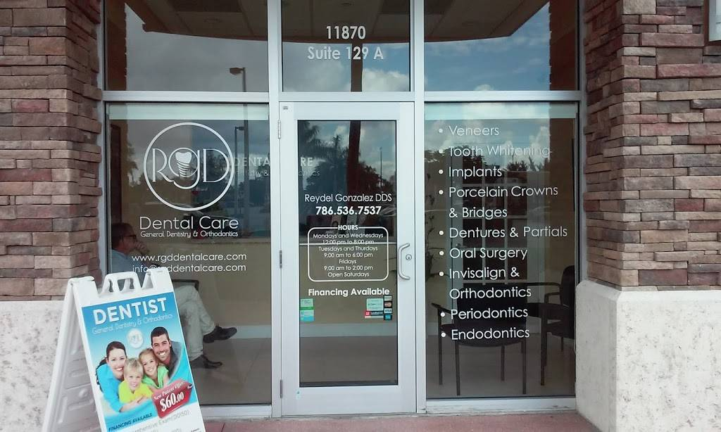 RGD Dental Care - dentist  | Photo 3 of 8 | Address: 11870 Hialeah Gardens Blvd #129a, Hialeah Gardens, FL 33018, USA | Phone: (786) 536-7537