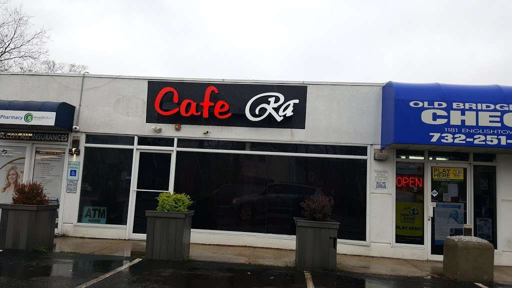 Cafe Ra - cafe  | Photo 1 of 2 | Address: 1181 Englishtown Rd, Old Bridge, NJ 08857, USA | Phone: (732) 387-0190