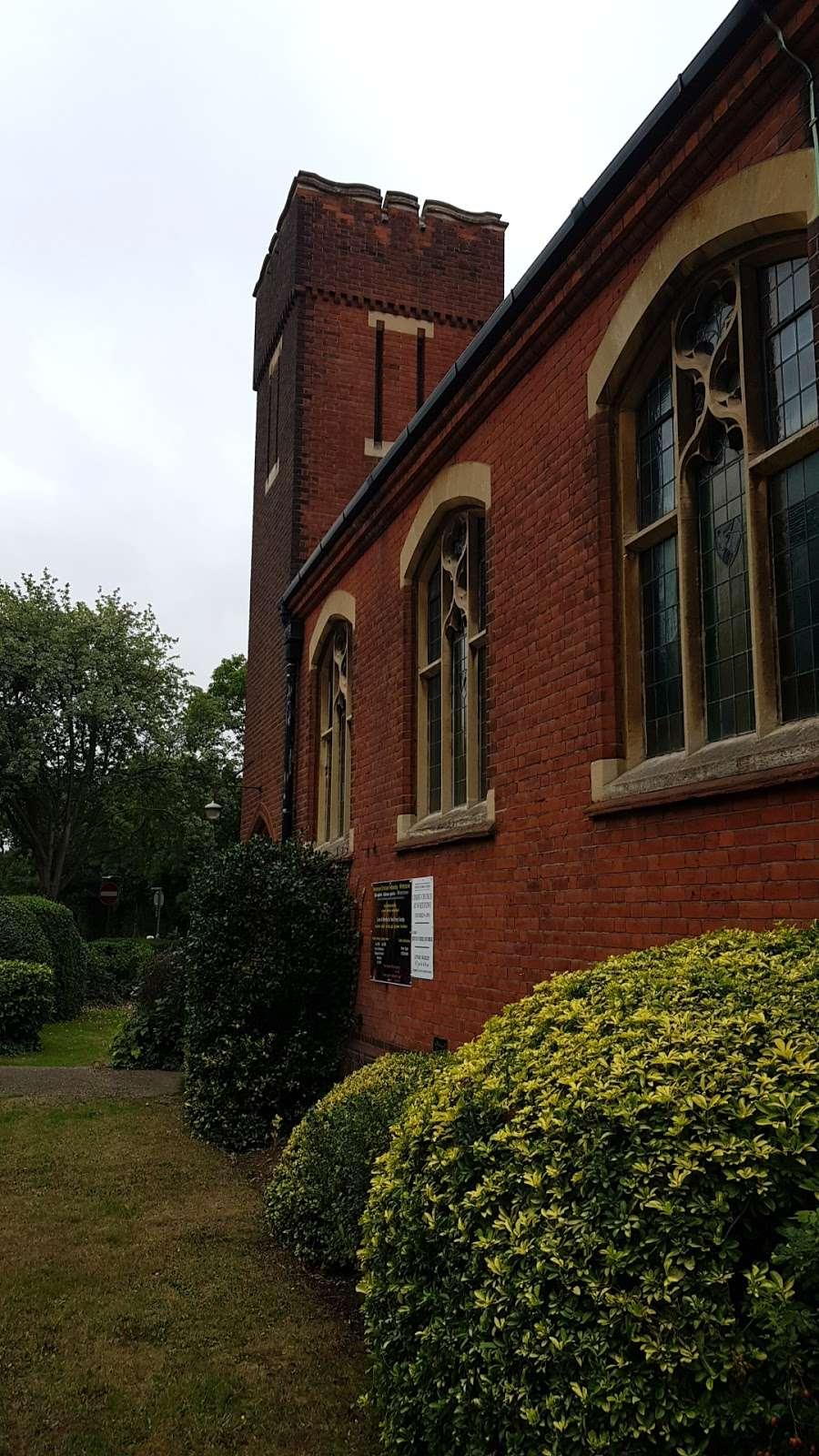 Christ Church - church  | Photo 5 of 9 | Address: Oakleigh Park N, Whetstone, London N20 9AR, UK | Phone: 020 3234 4059