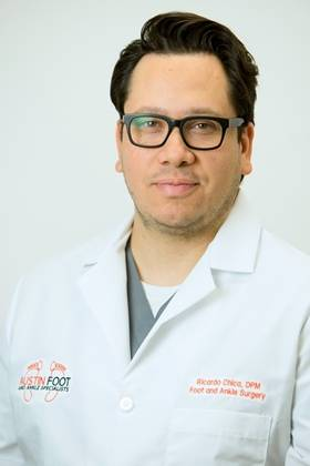 Ricardo Chica, DPM - doctor  | Photo 2 of 2 | Address: 5000 Bee Cave Rd #202, Austin, TX 78746, USA | Phone: (512) 328-8900
