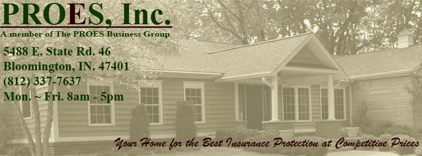 Proes Inc (The Insurance Center Group) - insurance agency  | Photo 3 of 4 | Address: 5488 State Rd 46, Bloomington, IN 47401, USA | Phone: (812) 337-7637