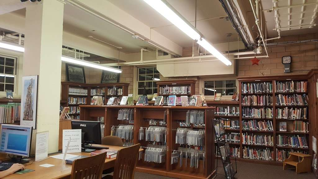 Wenonah Free Public Library - library    Photo 8 of 10   Address: 101 E Mantua Ave, Wenonah, NJ 08090, USA   Phone: (856) 468-6323